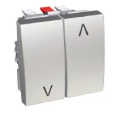 ВЫКЛЮЧАТЕЛЬ ДЛЯ ЖАЛЮЗИ 16A МЕТАЛЛИК | ALB46087 | Schneider Electric