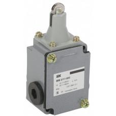 ВПК-2111-БУ2, толкатель с роликом, IP65, | KV-1-2111-1 | IEK