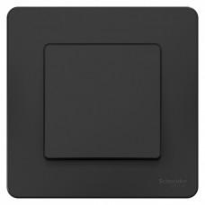 Blanca С/У Антрацит Переключатель 1-клавишный, 10А, 250B | BLNVS010606 | Schneider Electric
