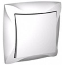 ДУЭТ Белый Выключатель 1-клавишный (сх.1), (в сборе) | WDE000112 | Schneider Electric