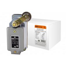 Выключатель путевой ВП-16Г23Б-231-55У2.3 с самовозвратом 16А 660В IP55 | SQ0732-0015 | TDM