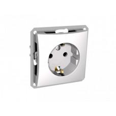 ДУЭТ Белый Розетка с/з | WDE000143 | Schneider Electric
