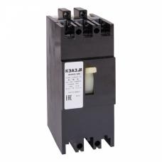 Выключатель автоматический АЕ2043-100-40А-12Iн-400AC-У3 | 104135 | КЭАЗ