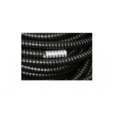 Металлорукав Р3-Ц в ПВХ 38 черный (25 м) | Р3-Ц-ПВХ-38 | Рувинил