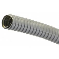 Металлорукав ПВХ РЗ-ЦП - 18 (50м.) серый мешок EKF PROxima | mrzp-18-50-g | EKF