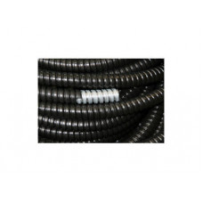 Металлорукав Р3-Ц в ПВХ 15 черный (100 м) | Р3-Ц-ПВХ-15 | Рувинил