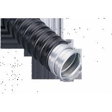 Металлорукав ПВХ РЗ-ЦП - 18 (50м.) мешок EKF PROxima | mrzp-18-50 | EKF