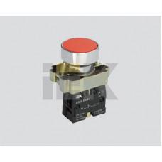 Кнопка управления LAY5-BA51 без подсветки желтая 1з   BBT60-BA-K05   IEK