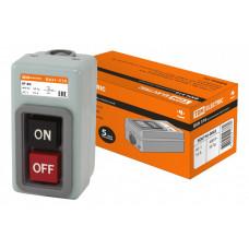 Выключатель кнопочный ВКН-316 3Р 16А 230/400В IP40   SQ0716-0002   TDM