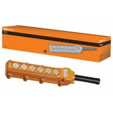Пульт управления ПКТ-63 на 6 кнопок IP54 | SQ0706-0002 | TDM