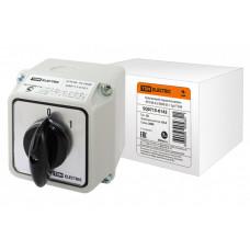 Кулачковый переключатель КПУ38-63/2098 | SQ0715-0143 | TDM
