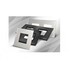 Рамка 2 постовая Zena бел. | 500-010200-226 | ABB