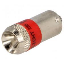 Светодиод KA2-2021 красный 24В AC/DC | 1SFA616921R2021 | ABB