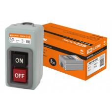 Выключатель кнопочный ВКН-310 3Р 10А 230/400В IP40   SQ0716-0001   TDM