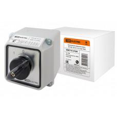 Кулачковый переключатель КПУ38-16/53 | SQ0715-0184 | TDM