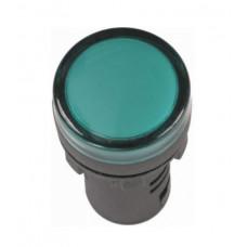 Лампа AD22DS(LED)матрица d22мм зеленый 24В AC/DC | BLS10-ADDS-024-K06 | IEK