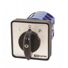 Кулачковый переключатель КПУ11-10/11 (реверс) | SQ0715-0073 | TDM