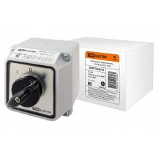Кулачковый переключатель КПУ38-40/3031 | SQ0715-0141 | TDM