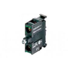 Светодиод M22-LED230-G зеленый. 85-264В АС. 50-60Гц. с винт.зажим. креп. cпереди | 216565 | EATON