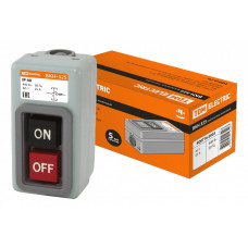 Выключатель кнопочный ВКН-325 3Р 25А 230/400В IP40   SQ0716-0003   TDM