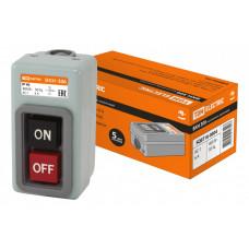 Выключатель кнопочный ВКН-306 3Р 6А 230/400В IP40   SQ0716-0004   TDM