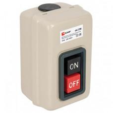 Выключатель кнопочный с блокировкой ВКИ-230 16А 3P IP40 EKF PROxima   vki-230   EKF