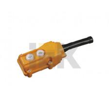 Пульт управления ПКТ-61 на 2 кнопки IP54 | BPU10-2 | IEK