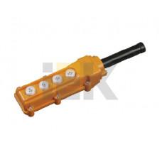 Пульт управления ПКТ-62 на 4 кнопки IP54 | BPU10-4 | IEK