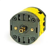 Переключатель кулачковый четырехполюсный 32 А | AS3204R | DKC