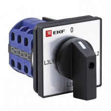 ПК-1-73 10А 3P Для вольтметра линейное напряжение EKF PROxima | pk-1-73-10 | EKF