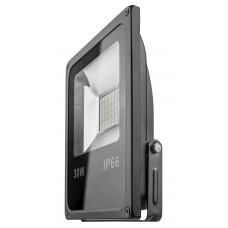 Прожектор светодиодный LED OFL-30-4K-BL-IP65   71657   ОНЛАЙТ