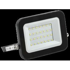 Прожектор светодиодный СДО 06-30 30Вт 6500К IP65 черный   LPDO601-30-65-K02   IEK
