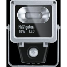 Прожектор светодиодный СДО NFL-M-10-4K-SNR-LED 10Вт 4000К IP65 с ДД | 71320 | Navigator