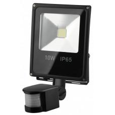 Прожектор светодиодный СДО LPR-10-6500К-М-SEN Cтандарт 10Вт 6500К 700Лм | Б0018695 | ЭРА