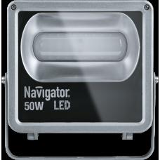 Прожектор светодиодный СДО NFL-M-50-4K-IP65-LED 50Вт 4000К IP65 | 71318 | Navigator