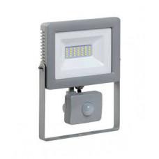 Прожектор светодиодный СДО 07-30Д 30Вт 6500К IP44 серый с ДД   LPDO702-30-K03   IEK