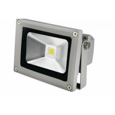 Прожектор светодиодный СДО 01-10 10Вт 6000 IP65 серый чип | LPDO101-10-K03 | IEK