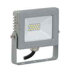 Прожектор светодиодный СДО 07-10 10Вт 6500 IP65 серый | LPDO701-10-K03 | IEK