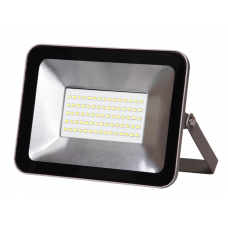 Прожектор светодиодный СДО PFL- C- 50w new 6500K IP65 (с рамкой) | 5001473B | Jazzway