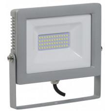 Прожектор светодиодный СДО 07-50 50Вт 6500К IP65 серый | LPDO701-50-K03 | IEK