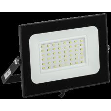 Прожектор светодиодный СДО 06-50 50Вт 6500К IP65 черный | LPDO601-50-65-K02 | IEK