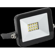 Прожектор светодиодный СДО 06-10 10Вт 4000К IP65 черный | LPDO601-10-40-K02 | IEK