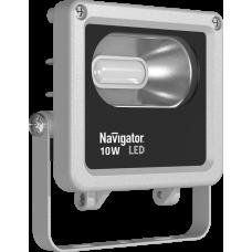 Прожектор светодиодный СДО NFL-M-10-6K-IP65-LED 10Вт 6000К IP65 | 71313 | Navigator
