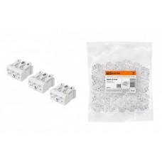 Клемма пружинная соединительная КСП3-L+N+PE, 16 A | SQ0510-0107 | TDM