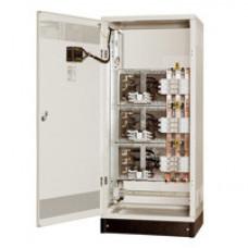 Трёхфазный шкаф Alpimatic - стандартный тип - 400 В - 100 квар | M10040-F | Legrand