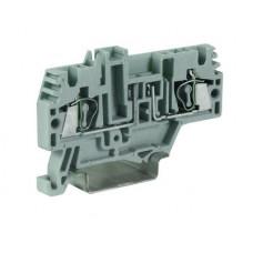 HMFA.2/L12, держатель предохранителя, 2,5 кв.мм, серый с микросхемой LED 112 В   ZHF312GR   DKC