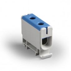 Клемма вводная силовая КВС 6-50 кв.мм. синяя | SQ0833-0002 | TDM