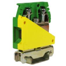 TE.16/O, зажим для заземления желт.зелен 16 кв.мм   ZTO210   DKC