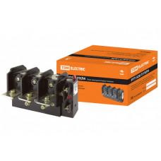 Реле электротепловое токовое РТТ-326 П УХЛ4 100А (85,0 - 115,0)А | SQ0741-0005 | TDM