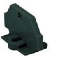 Торцевая пластина для клемм МКМ 4мм2 универсальная (черная) | SQ0822-0112 | TDM